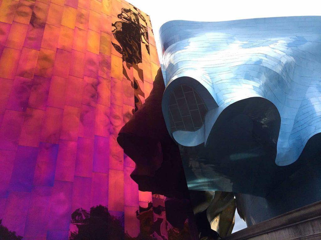Experience Music Project, Seattle. Foto: Reprodução.