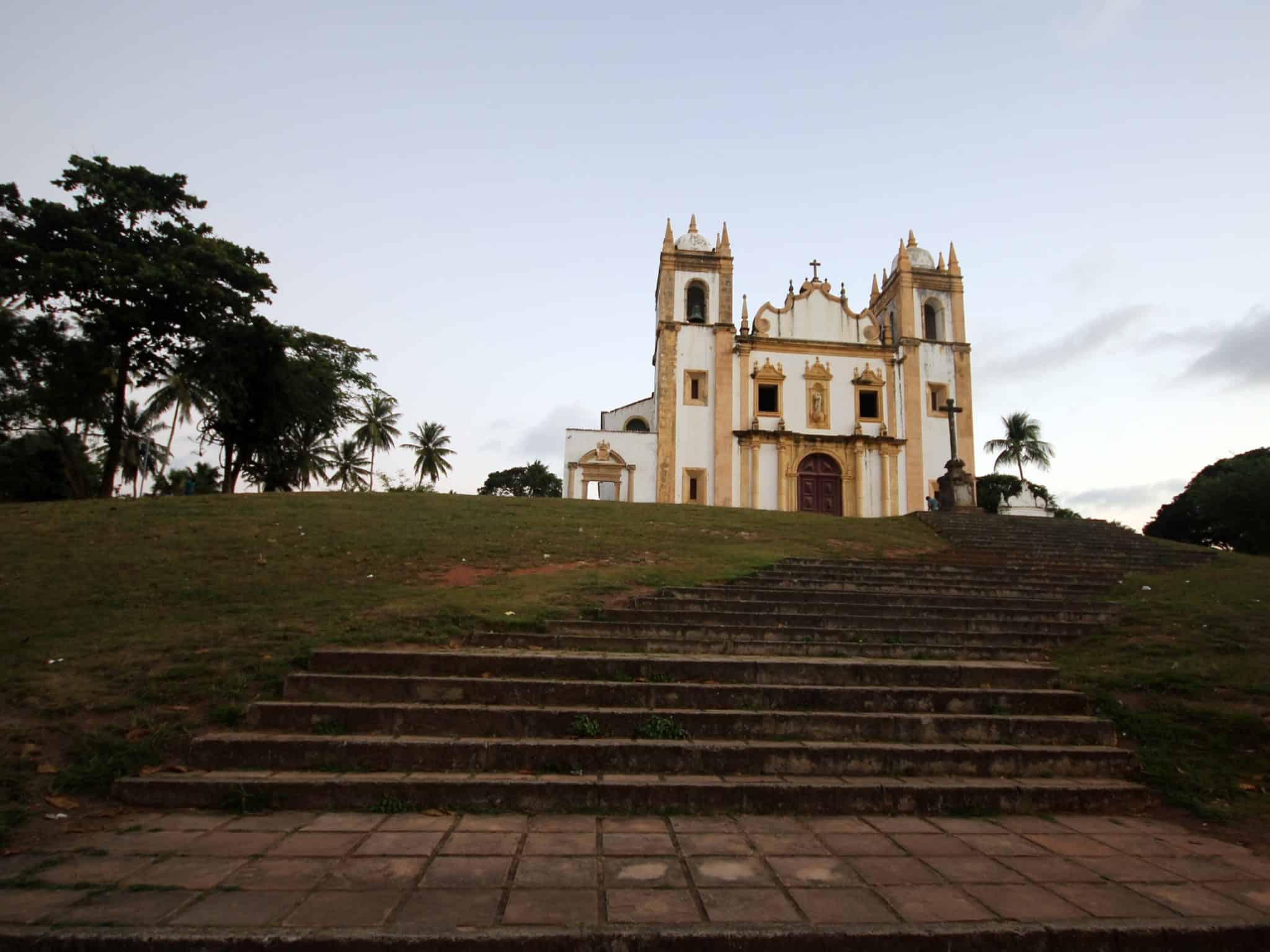 Igreja do Carmo, Olinda. Foto: Lásaro Trajano | Flickr