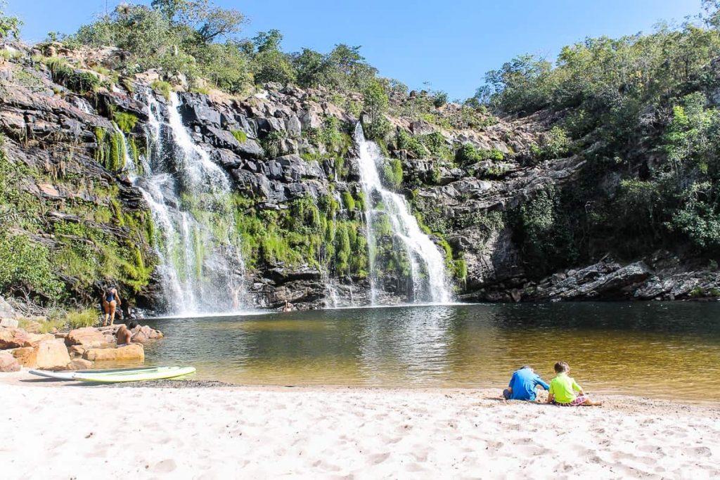 Alto Paraíso de Goiás - Poço Encantado