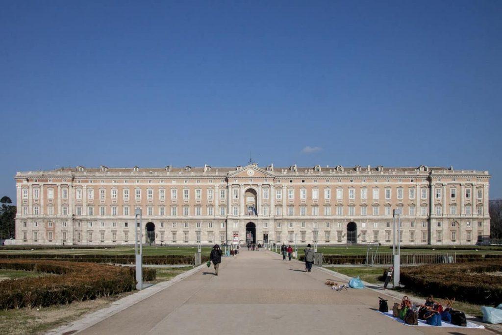 Caserta - cidades para conhecer perto de Roma num bate e volta
